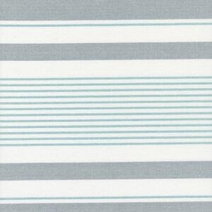 "Lakeside 18"" Toweling By Jenelle Kent For Moda - Silver"