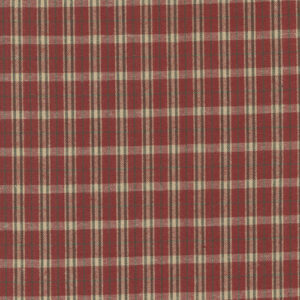 Homemade Homespuns By Kansas Troubles Quilters For Moda - Red