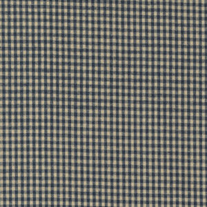 Homemade Homespuns By Kansas Troubles Quilters For Moda - Blue - Tan