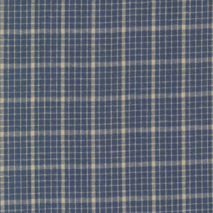 Homemade Homespuns By Kansas Troubles Quilters For Moda - Blue