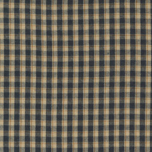 Homemade Homespuns By Kansas Troubles Quilters For Moda - Black - Tan