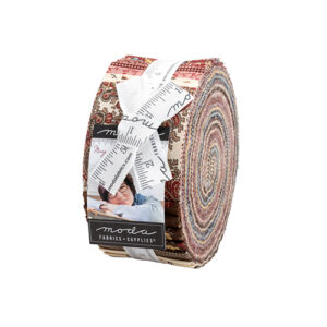 Mary Ann\'s Gift 1850-1880 Jelly Rolls By Moda - Packs Of 4