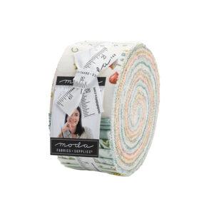 Effie\'s Woods Jelly Rolls By Moda - Packs Of 4