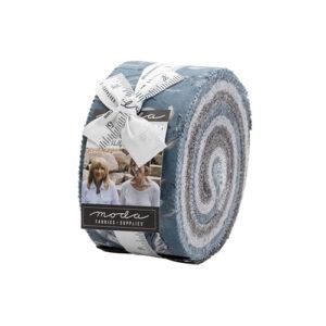 Change Of Seasons Jelly Rolls By Moda - Packs Of 4