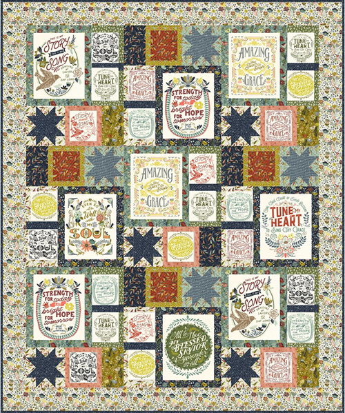 Songbook - Guiding Stars Kit By Moda