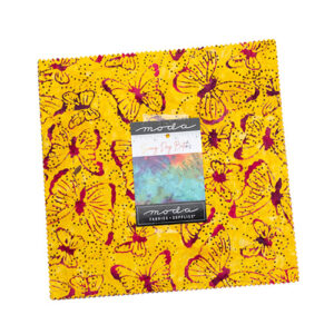 Sunny Day Batiks  Layer Cakes By Moda - Packs Of 4