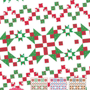 Merry Making Pattern By It\'s Sew Emma For Moda - Minimum Of 3