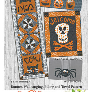 Trick And Treats By The Quilt Factory For Moda - Minimum Of 3
