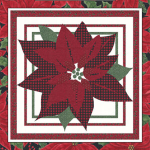 Christmas Bloom Pattern By Coach House Designs - Min. Of 3