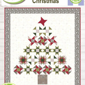 Christmas At Home Pattern By Lavender Lime For Moda - Min. Of 3