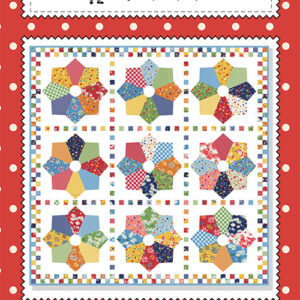 Time Square Pattern By American Jane For Moda - Minimum Of 3