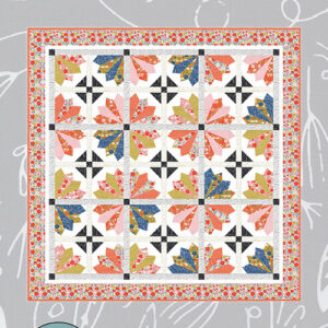 Retreat The Garden Pattern By Gingiber For Moda - Minimum Of 3