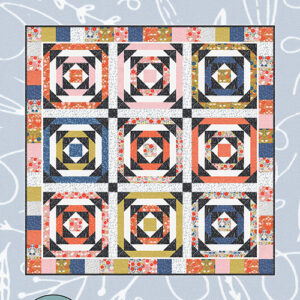 The Path Ahead Pattern By Gingiber For Moda - Minimum Of 3