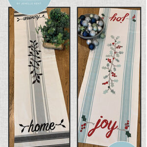 Homebody Runner Pattern By Pieces To Treasure For Moda - Minimum Of 3