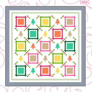 Merry Memories Pattern By Wendy Sheppard For Moda - Minimum Of 3