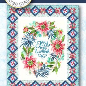 Starflower Joy Pattern For Moda -  Minimum Of 3