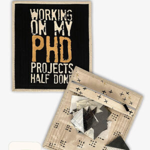 Phd Project Pattern For Moda - Minimum Of 3