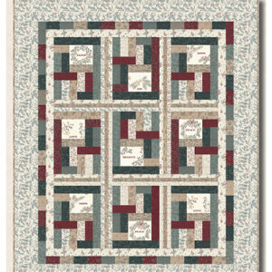 Warm Winter Wishes Pattern By Antler Quilt Design - Minimum Of 3