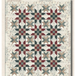 Hot Cross Buns Pattern By Antler Quilt Design - Minimum Of 3