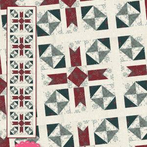 Festive Pattern By It\'s Sew Emma For Moda - Minimum Of 3