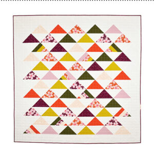 Spyglass Pattern By Patchwork & Poodles For Moda - Minimum Of 3