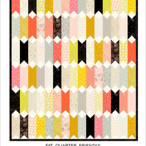 The Virginia Quilt Pattern By Kitchen Table Quilting For Moda - Minimum Of 3