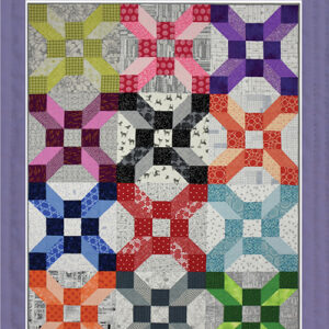 The Exploding Nine Patch Pattern By Moda - Minimum Of 3