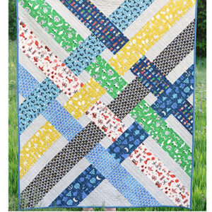 The Libby Quilt Pattern For Moda - Minimum Of 3
