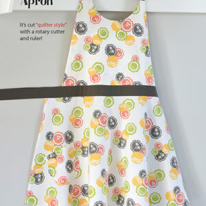 Farmhouse Apron Pattern By Cabbage Rose For Moda - Minimum Of 3