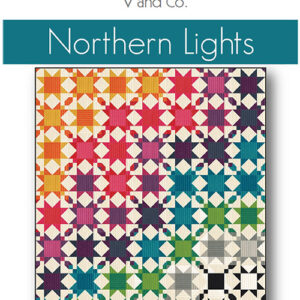 Northern Lights Pattern By V & Co For Moda - Min. Of 3