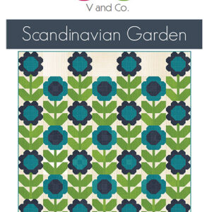 Scandinavian Garden Pattern By V & Co For Moda - Min. Of 3