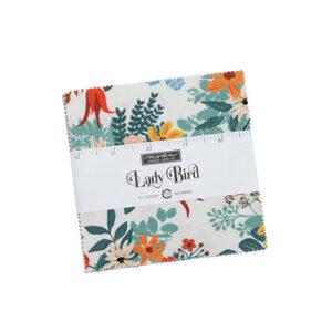 Lady Bird Charm Packs - Packs Of 12