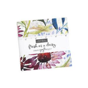 Fresh As A Daisy Charm Packs By Moda - Packs Of 12