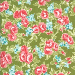 Pocketful Of Posies By Chloe\'s Closet For Moda - Sprig