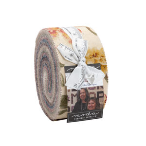 Threads That Bind Jelly Rolls By Moda - Packs Of 4