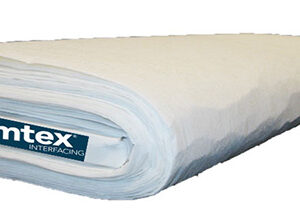 "Timtex 10yd X  20"" By Moda - White"