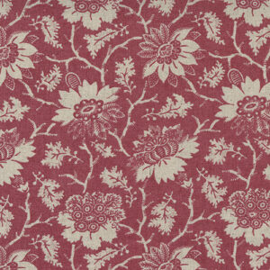 La Vie Boheme - Carmen Mochi Linen By French General For Moda - French Red