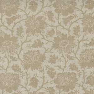 La Vie Boheme - Carmen Mochi Linen By French General For Moda - Oyster