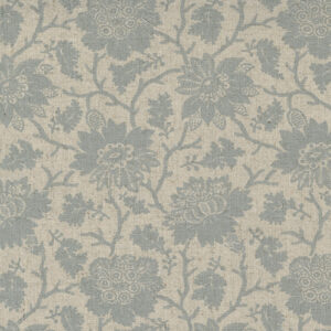 La Vie Boheme - Carmen Mochi Linen By French General For Moda - Ciel Blue