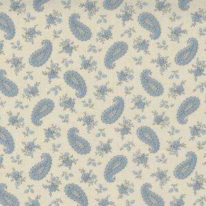 La Vie Boheme By French General For Moda - Pearl - French Blue