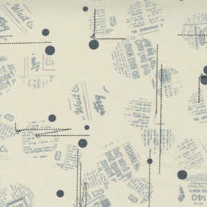 Modern Background Even More Paper By Zen Chic For Moda - Eggshell
