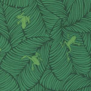 Jungle Paradise By Stacy Iest Hsu For Moda - Palm