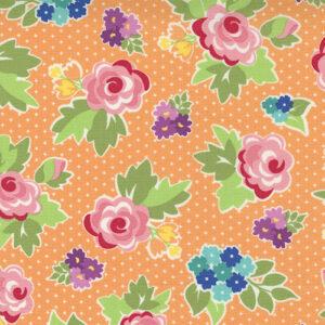 Love Lily By April Rosenthal For Moda - Orange Blossom