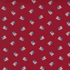 Prairie Days By Bunny Hill Designs For Moda - Prairie Red