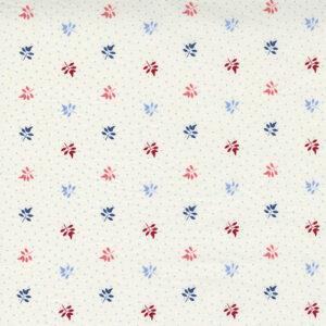 Prairie Days By Bunny Hill Designs For Moda - Milk White