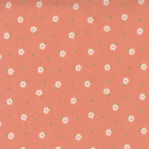Sincerely Yours By Sherri And Chelsi For Moda - Coral