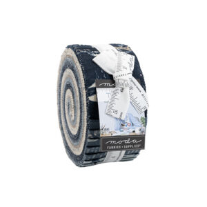 To The Sea Jelly Rolls By Moda - Packs Of 4