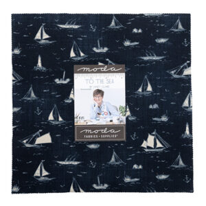 To The Sea Layer Cakes By Moda - Packs Of 4