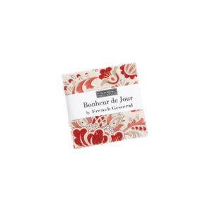 Bonheur De Jour Mini Charm Packs By Moda - Packs Of 24