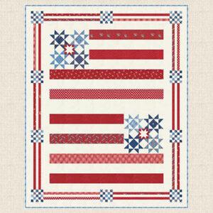 Grand Union Pattern By Minick & Simpson For Moda - Minimum Of 3